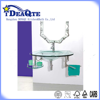 Wash Basin Glass Bowl Price For Bathrooms - Buy Glass Wash Basin Price ...