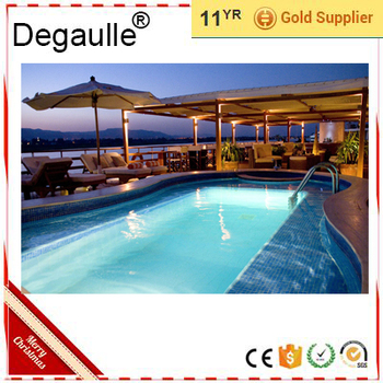 Deagulle Swimming Pool Design Commercial Outside Inground Above Ground  Family Swimming Pool - Buy Swimming Pool,Family Pool,Above Ground Pool  Product ...