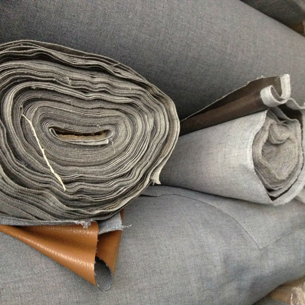 fabric stock lot