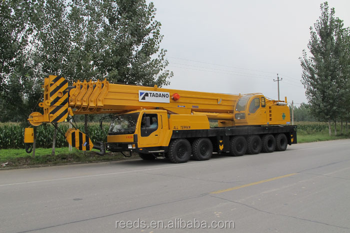 Used 200 ton Tadano AR-2000M mobile truck mounted crane, Japan original