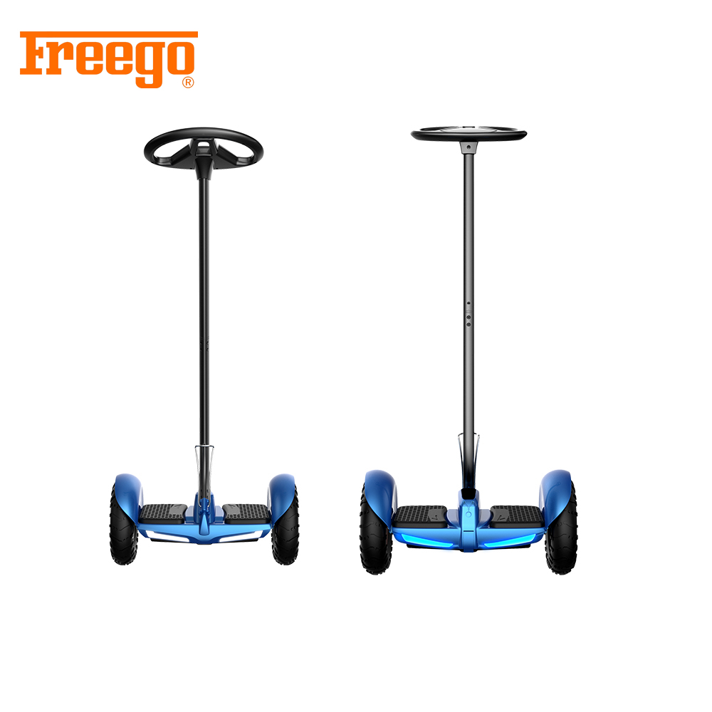 Freego 2016 Top 2 wheels self balancing scooter 6.5inch wheel two wheel gyro scooter
