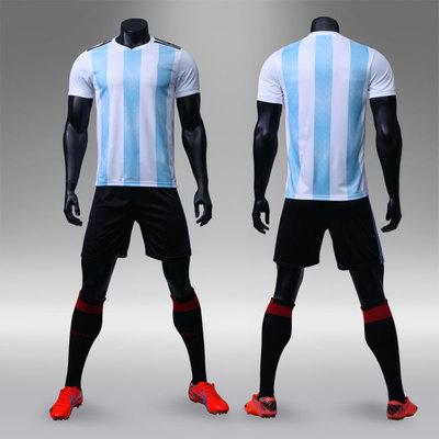 beca7a74627 Customize 2018 high quantity world cup argentina football team sport Jersey
