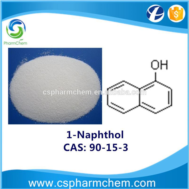 Factory supply best 1-naphthol price CAS 90-15-3