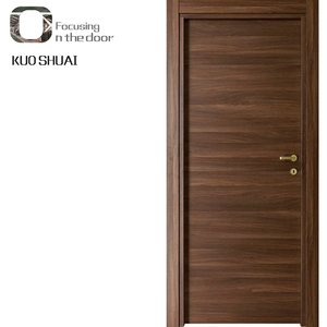Modern Interior Wood Door Designs Hotel Wood Bedroom Door