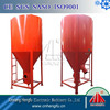 Cement/dry mortar mixer, screw mortar mixer