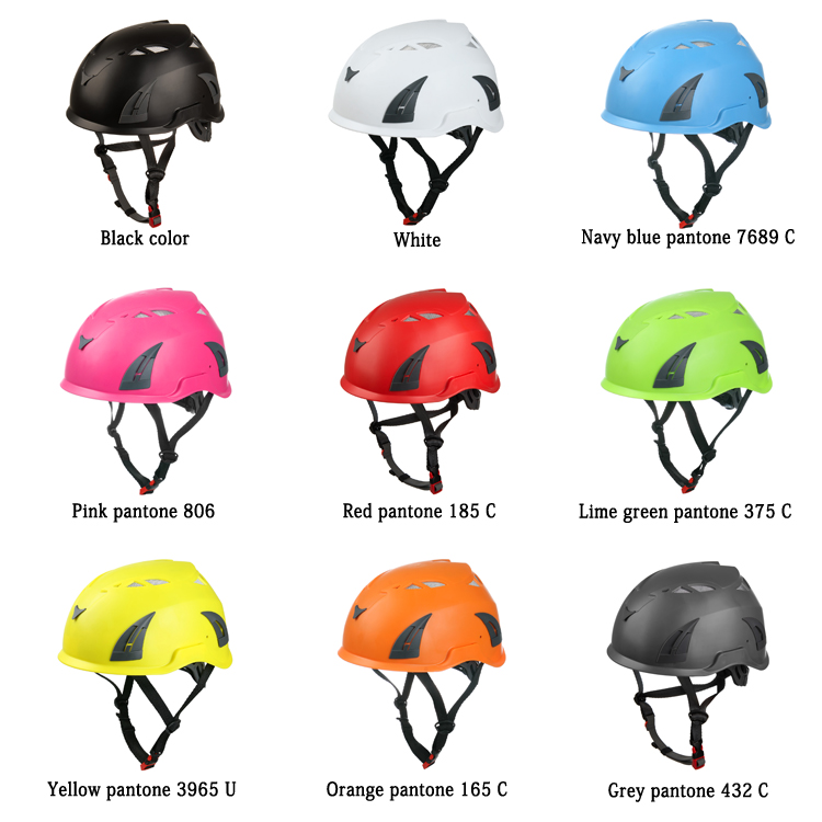 Factory Price CE EN397 Industrial Safety Helmet 11