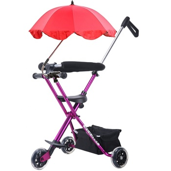 factory direct supplier luxury 3 wheel american baby stroller for travel