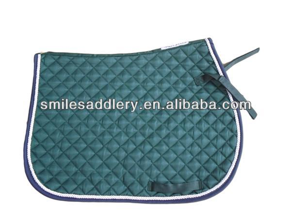 Polycotton All Purpose Equestrian Saddle Pads
