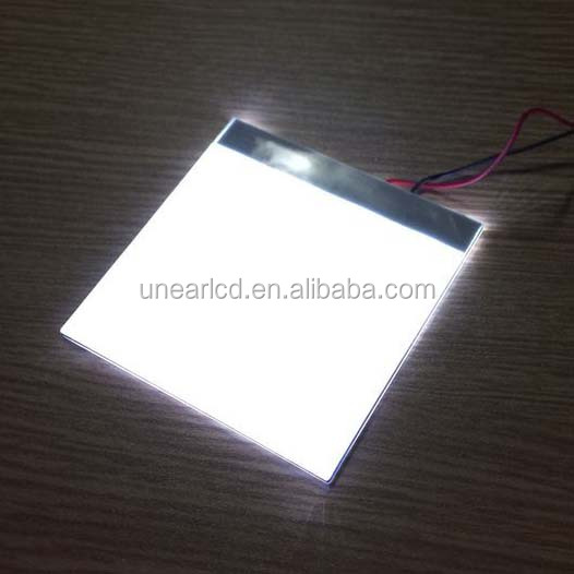 Hot selling white color gameboy lcd backlight board UNLB30491
