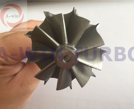 RHF4V VJ38 Tur bo Turbine Wheel P/N WE01-13-700