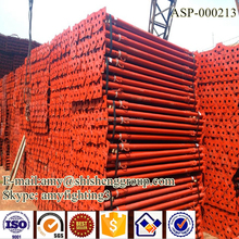 Factory price light duty and middle duty adjustable steel formwork prop