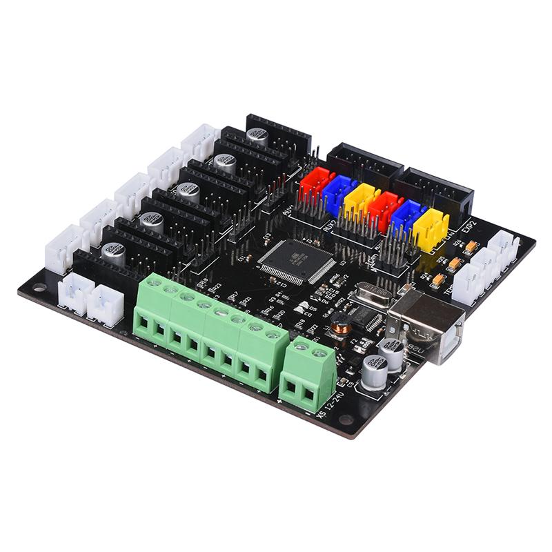BIQU BIGTREETECH KFB2.0 3D Printer controller board Ramps1.4 a4988//DRV8825 L