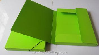 High Quality Carboard Paper File Folder