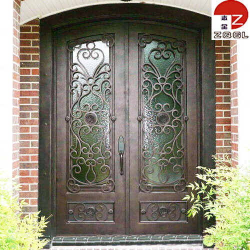 Lowes Metal Double Doors Exterior