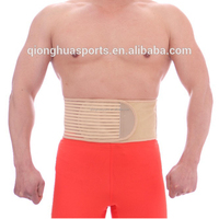 neoprene medical orthopedic waist support back support belts with magnet