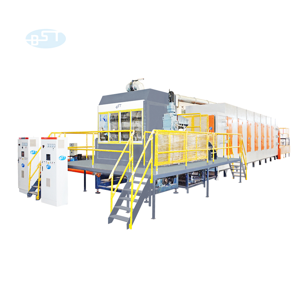 ET6000 High Capacity Egg Tray Making Machine