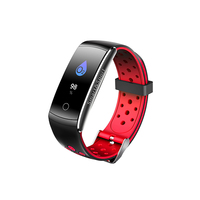 Cheap exquisite design smart fitness watch wristband waterproof bracelet M2 with heart rate blood pressure monitoring