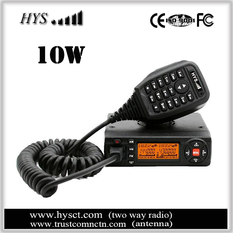 Tc-m10w 10w Dual Band Base/mobile Two Way Radio - Buy Wouxun Mobile  Radio,Dual Band Base Radio,Duan Band Antenna Product on Alibaba com