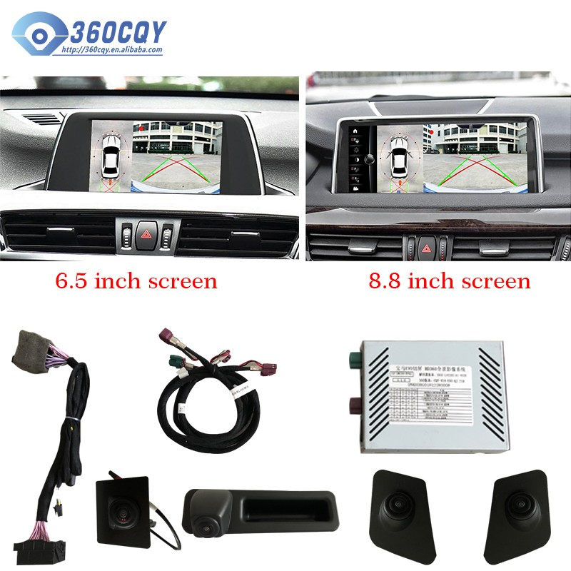automatically surveillance camera surround view car camera 360 degree system for bmw x1 buy. Black Bedroom Furniture Sets. Home Design Ideas