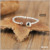 925 Sterling Silver Ring Lovely Cute Balls Rings Open Adjustable Ring SIL490
