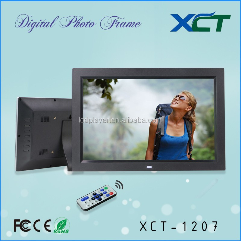 12 inch top selling android lcd frame for mother