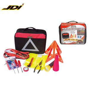 JDI-QZH60 Portable Safety Auto Car Roadside Emergency Kit