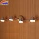 Iron acrylic LED spot light 4 bars spotlight for home hotel decoration
