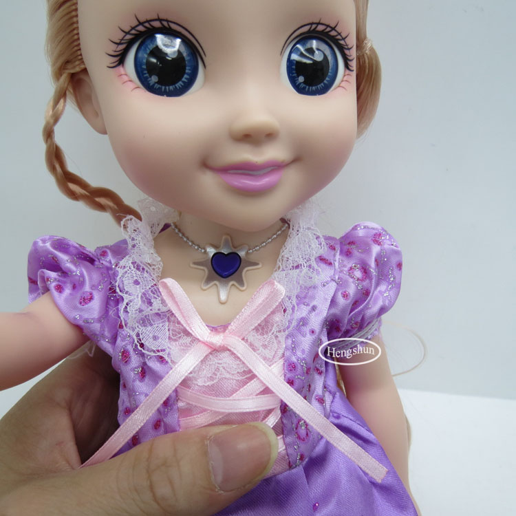New intelligent electric talking girl cute doll