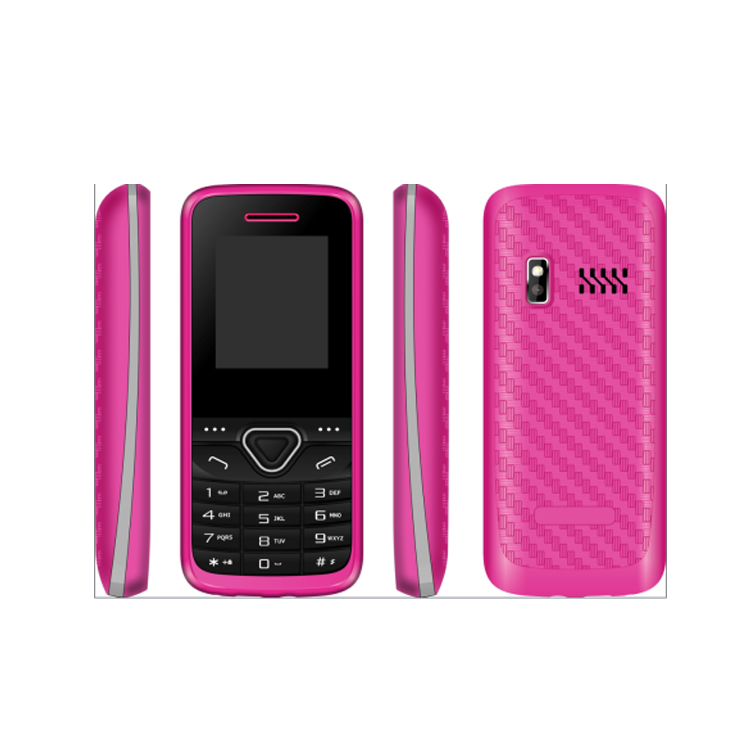 Alibaba Company! Very Cheap No Brand Slim Keypad Feature Phone Used Mobile Phones in China