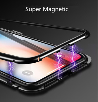 new product 72a94 5844f For Huawei P20 Magnetic Phone Case,For Huawei P20 Pro Magnetic Phone  Case,For Huawei P20 Magnetic Adsorption Metal Case - Buy For Huawei P20  Magnetic ...