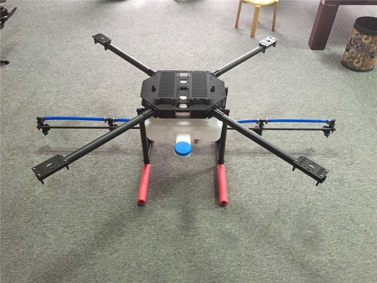 Customized Big 1200mm Unmanned aircraft/helicopter plant ,Agricultural aircraft ,agricultural sprayer unmaned aircraft