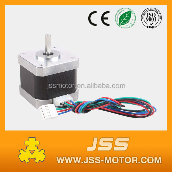 1.8 degree cheap nema 17 3d printer stepper motor with high quality
