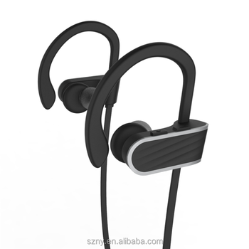 China Factory New Products Stereo Sports Running Wireless Headset with Microphone Mobile Phone