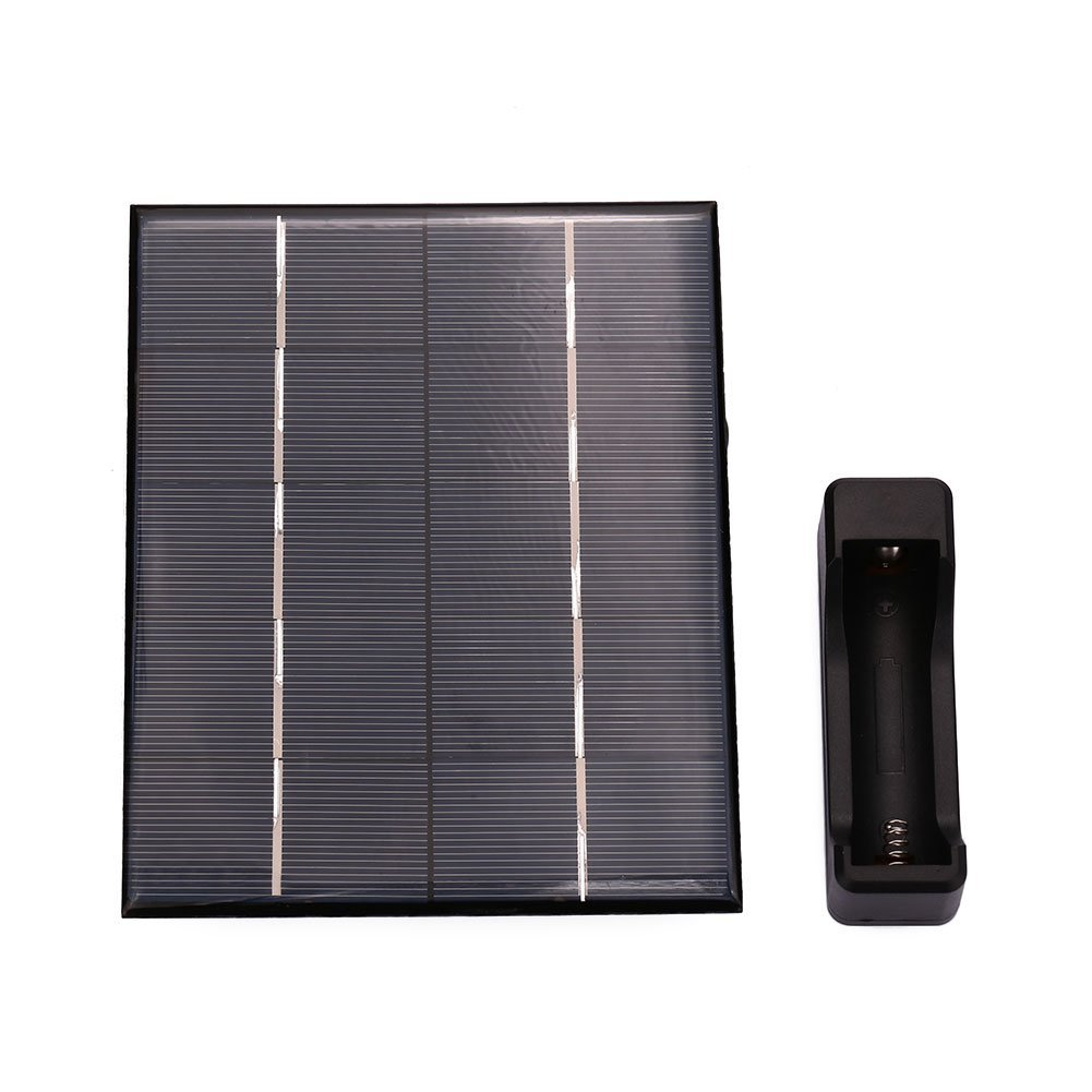 Hanbaili 3.5W Solar Cell Phone 18650 Charger Mobile Recharge Energy Power Panels