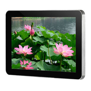 13 inch advertising display screen player digital signage LCD full hd display monitor