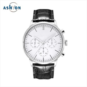 King quartz watches stainless steel unbranded watches mens watch 2018