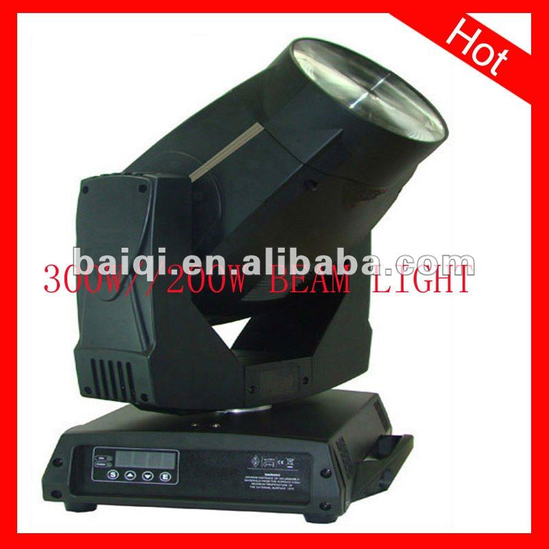 2012 Hot! 15CH 200W/300W/700W Moving Head event light