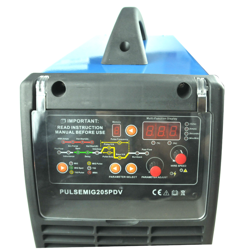 110V-220V-PULSEMIG205PDV-Inverter-Pulse-