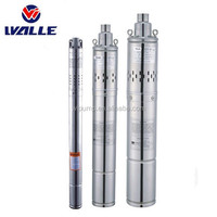 Screw Pump QGD Series Small Electric dc submersible water pump