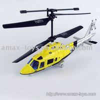 rh-8001 3ch rc falcon radio controlled helicopter