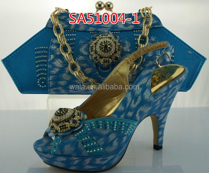 bag shoes set bag nigeria and quality 2 high italian shoes and SA51004 green high party heel wZwqHO