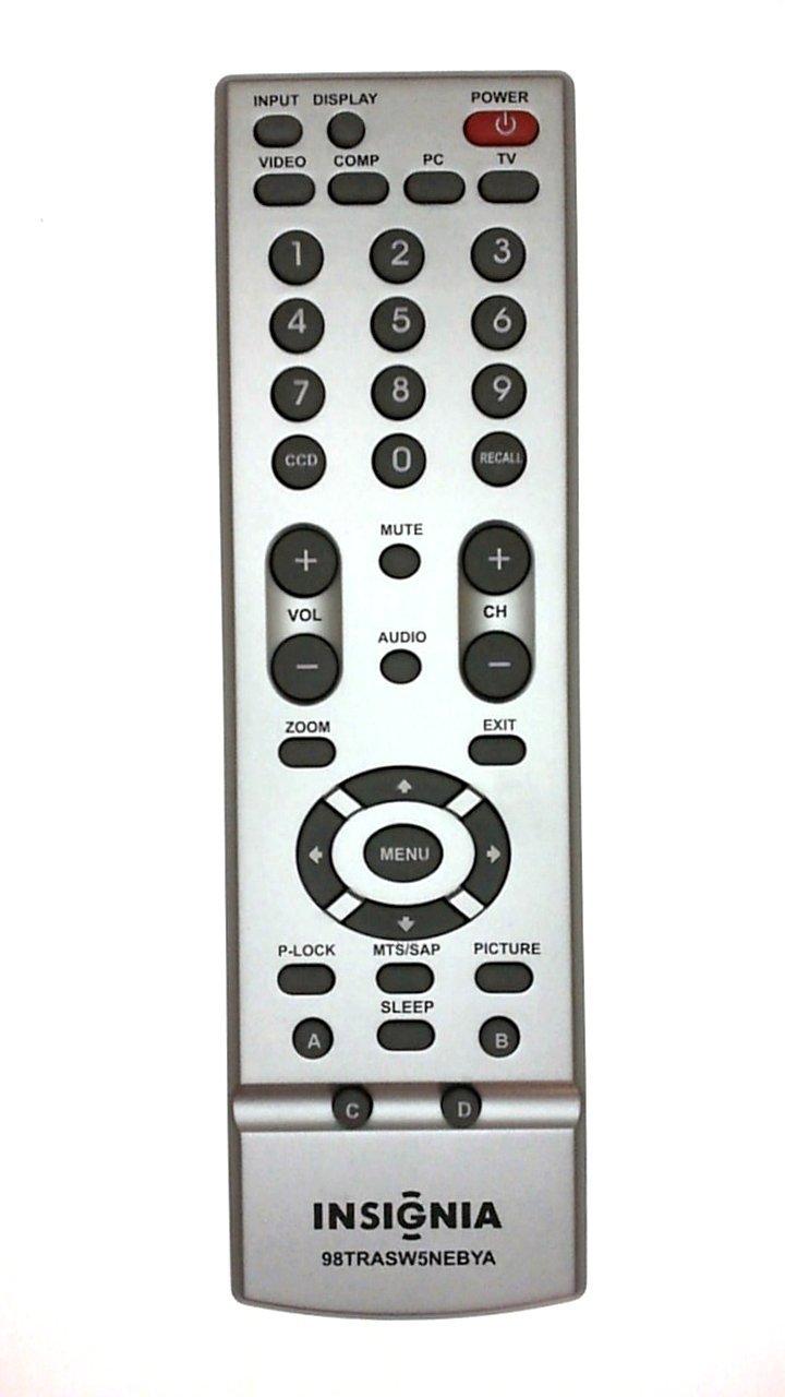 98TRASW5NEBYA - Brand New Genuine Insignia Remote Control