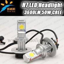 Wholesale D1 D2 D3 D4 55W 5200LM Car LED Headlight Auto LED light ...