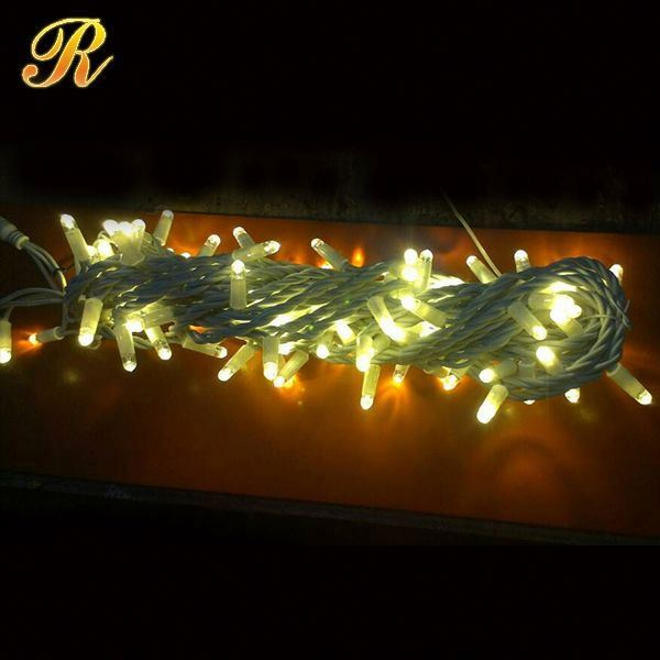 Attractive silver wire led string lights