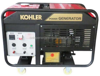 Great Kohler Honda Electric Start 5000 Watt Dynamo 5kva Generator