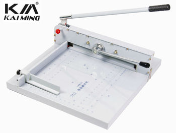 paper cutters for sale Challenge model h 193 manual paper cutter with spare blade and cutting sticks $60000 buy it now or best offer challenge manual paper cutter in very good condition this machine works very well.