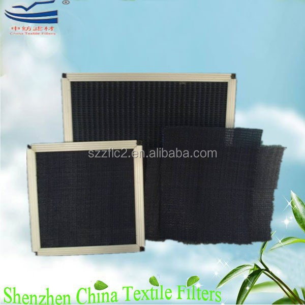 Washable air conditioner PP filter mesh in rolls