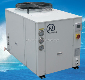Best price water cool chiller from China manufacture