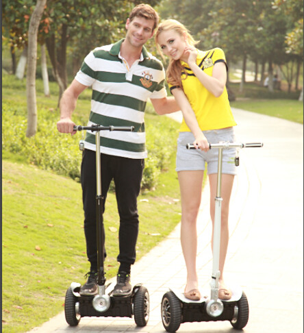 1 personal transporter 2 wheel electric chariot for sale
