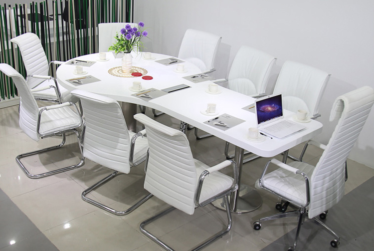 Simple modern conference table high quality meeting table